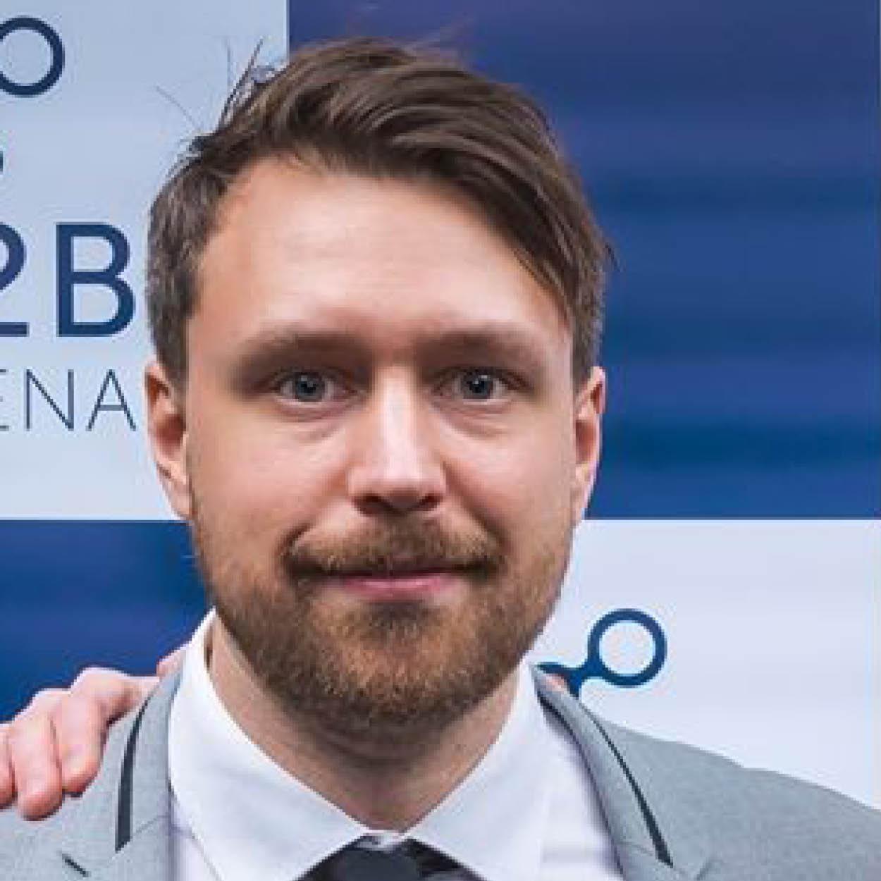 Aleksander Barstad Rødseth i Reolteknikk