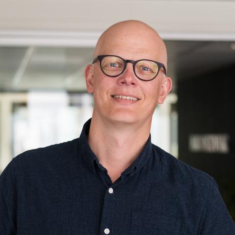 Anders Havnevik i Havnevik AS