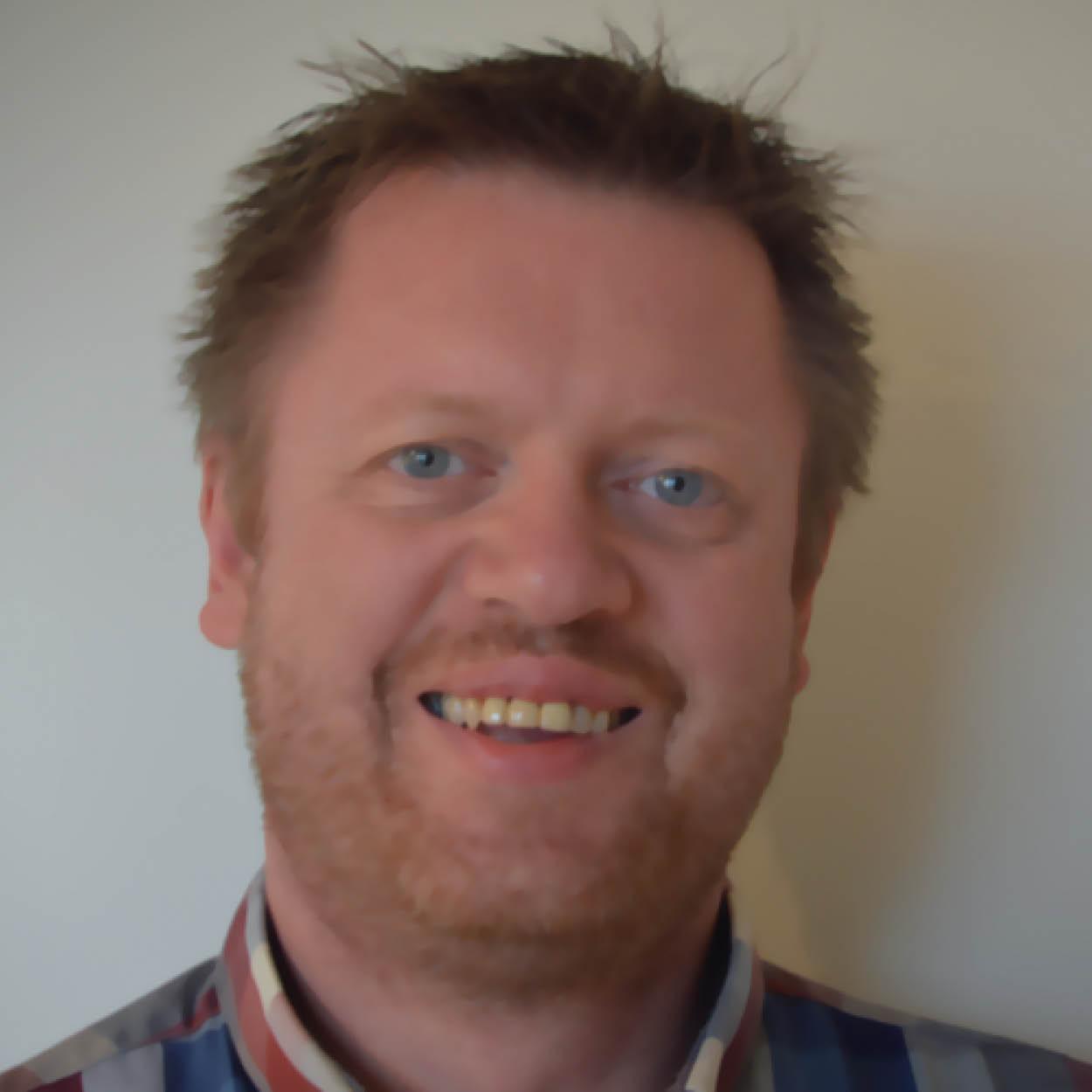 Bjarte Rørvik i NB Boliger
