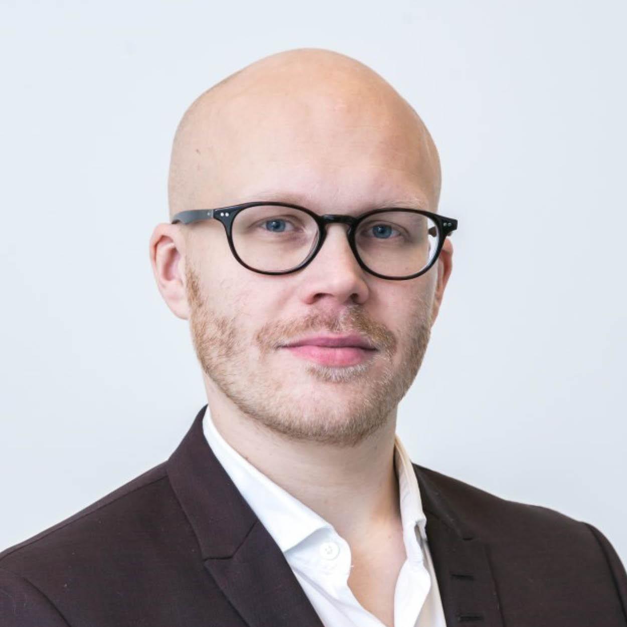 Bjørn Pedersen i Notar