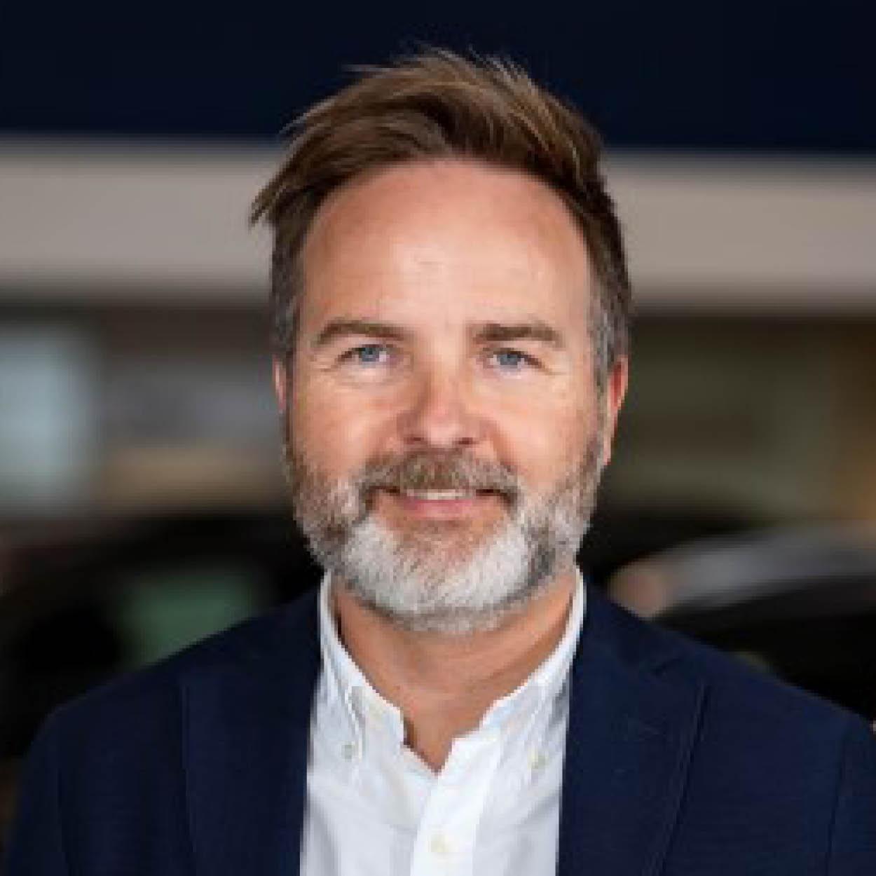 Bjørn Erik Austerslått i Møller Bil Ålesund