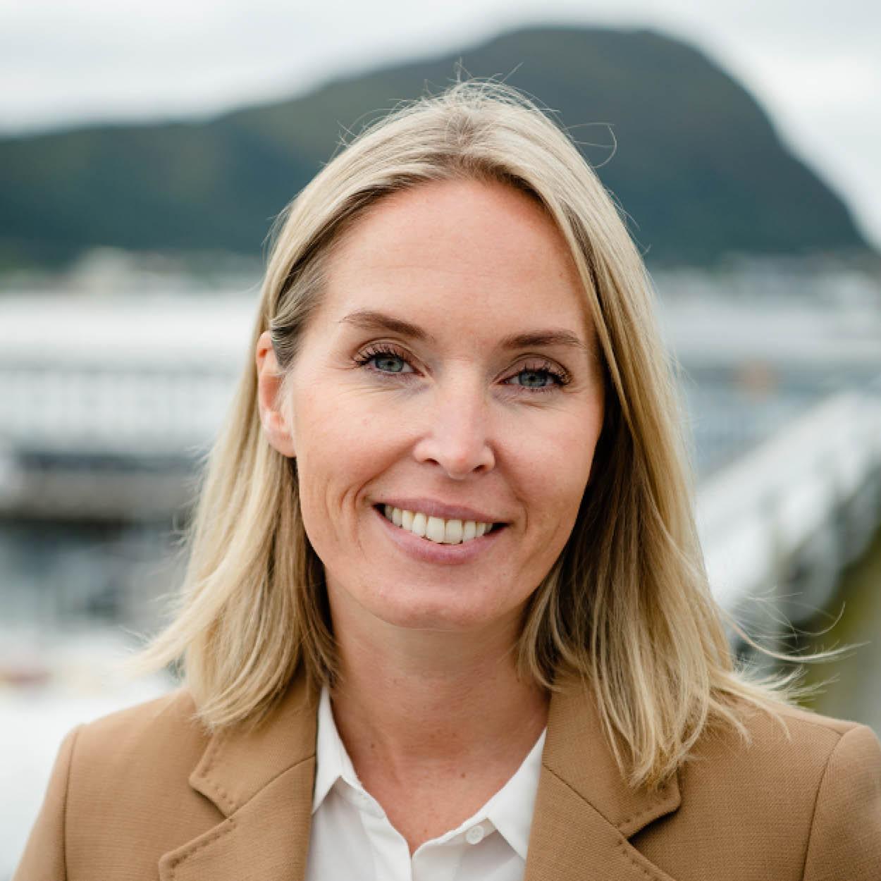 Camilla Hoddevik i DNB