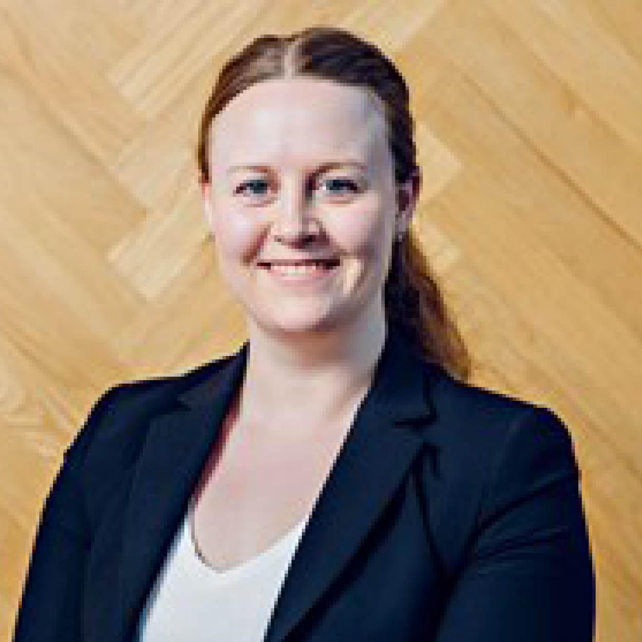 Cecil Elisabet Nerbø i Klippfiskakademiet