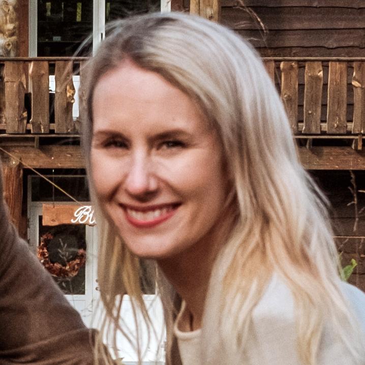 Christine Olsvik i Blåtind Hotel
