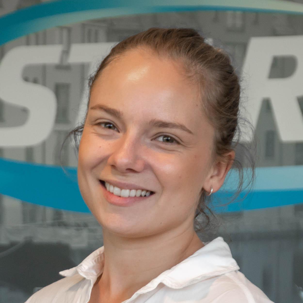 Elisabeth Hammerø i Start NTNU