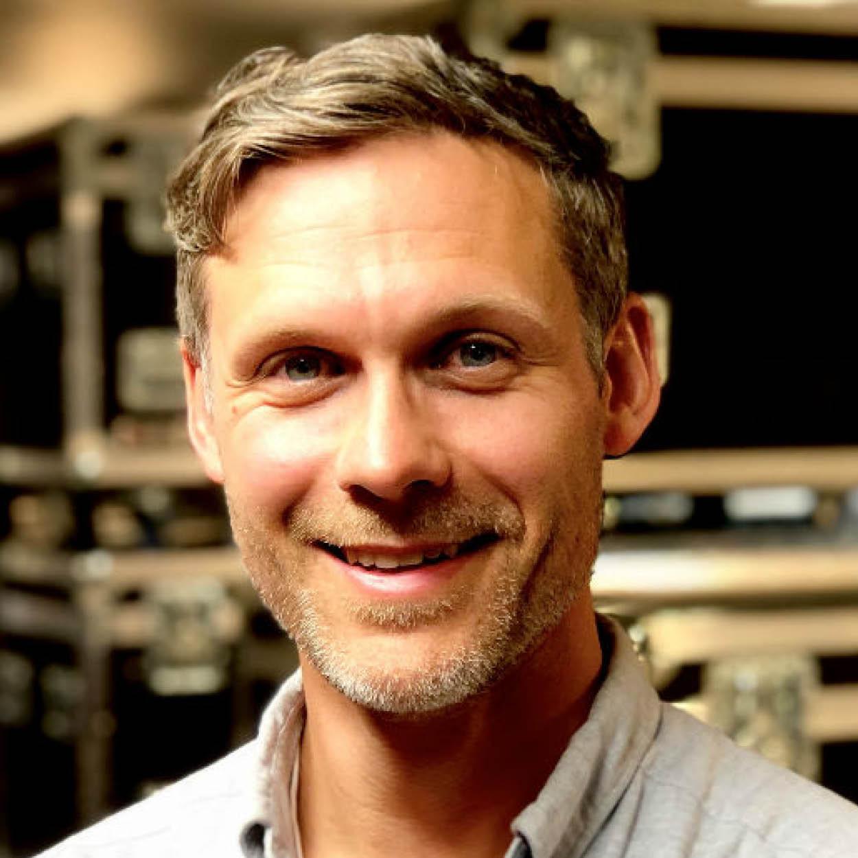 Erik Østby-Deglum i RUFO