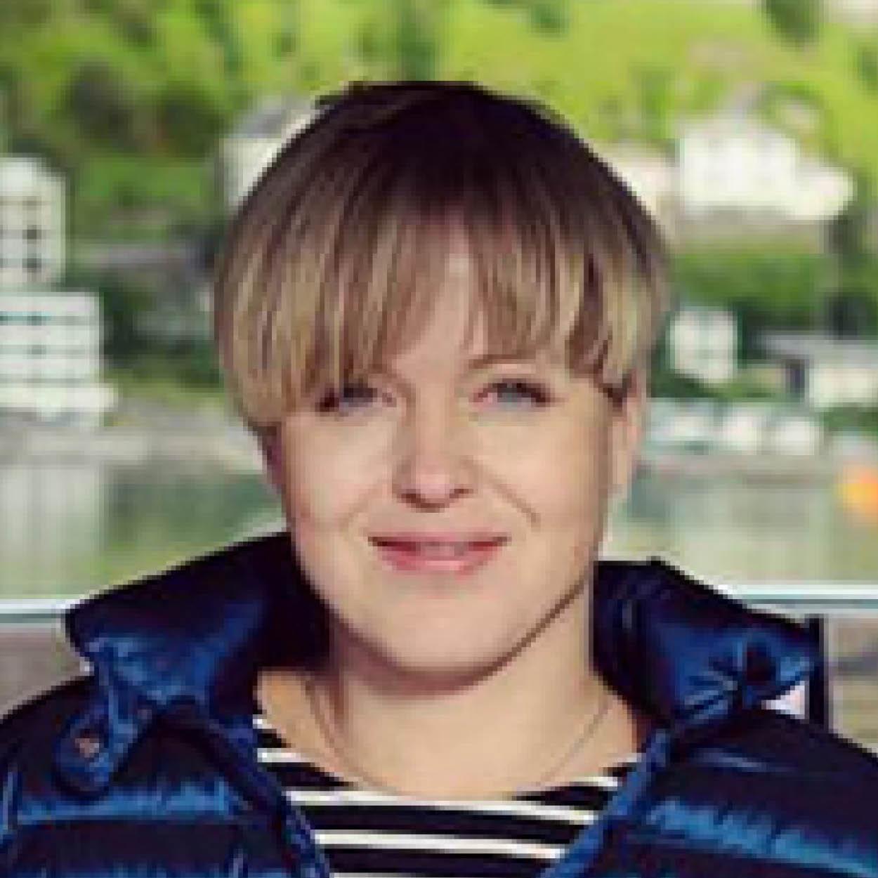 Erika Krøvel i RUFO