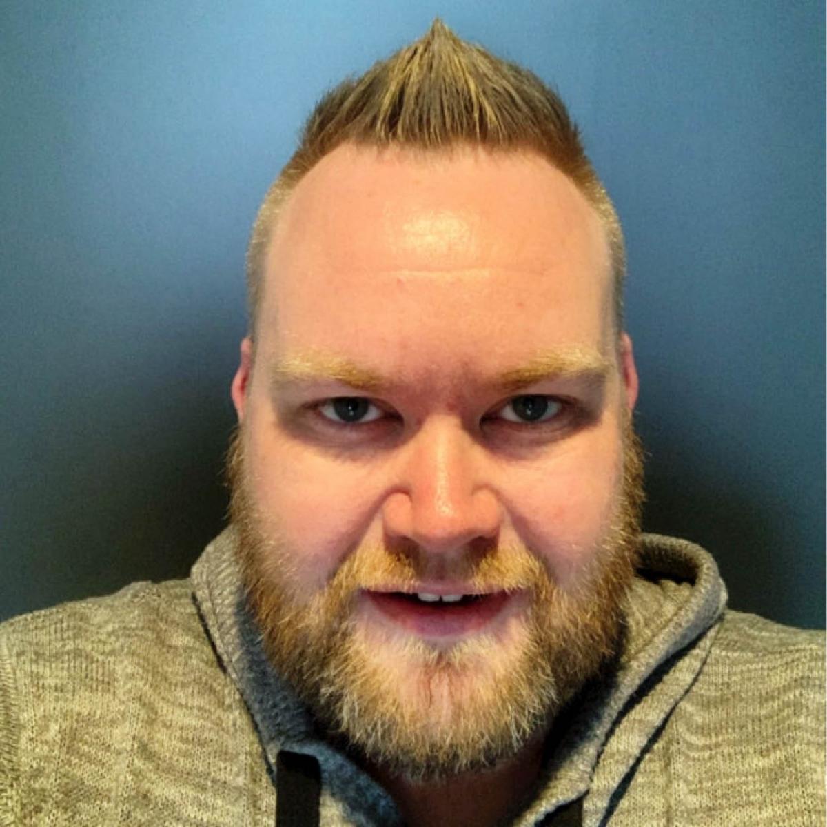 Arild Fredriksen Sikkerhetskonsulent i Stanley Security