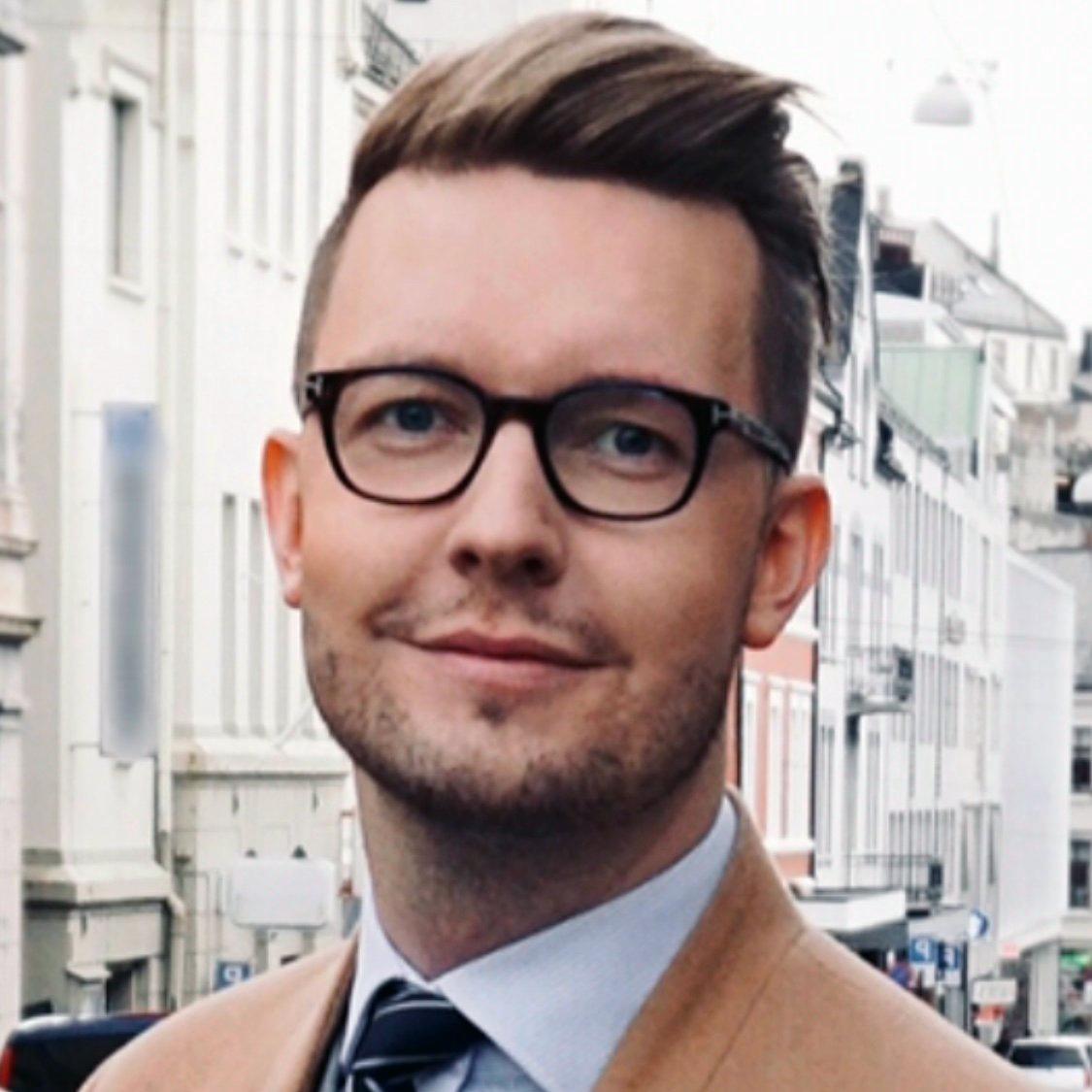 Egil Farstad Redaktør i Radio Ålesund