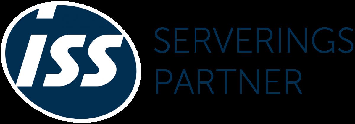 ISS Serveringspartner logo