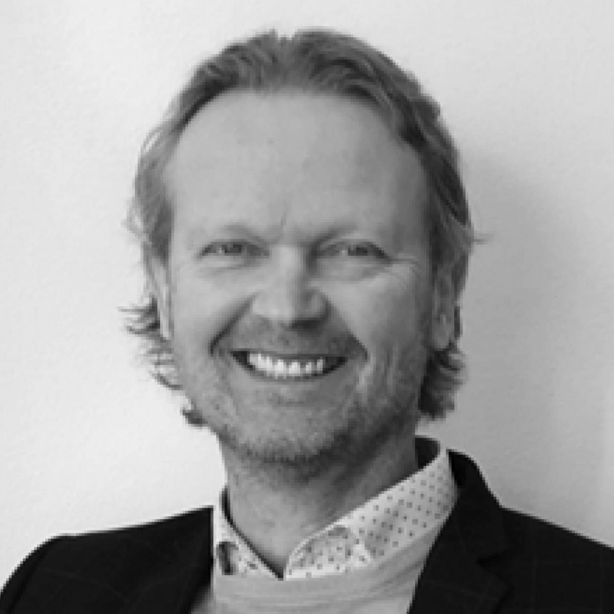 Ivar Morten Normark Regionansvarlig i Personalhuset