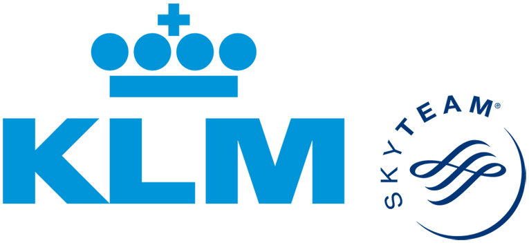 KLM Royal Dutch Airlines NORWAY logo