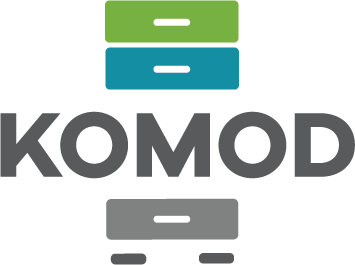 Komod logo