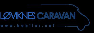 L�viknes Caravan logo