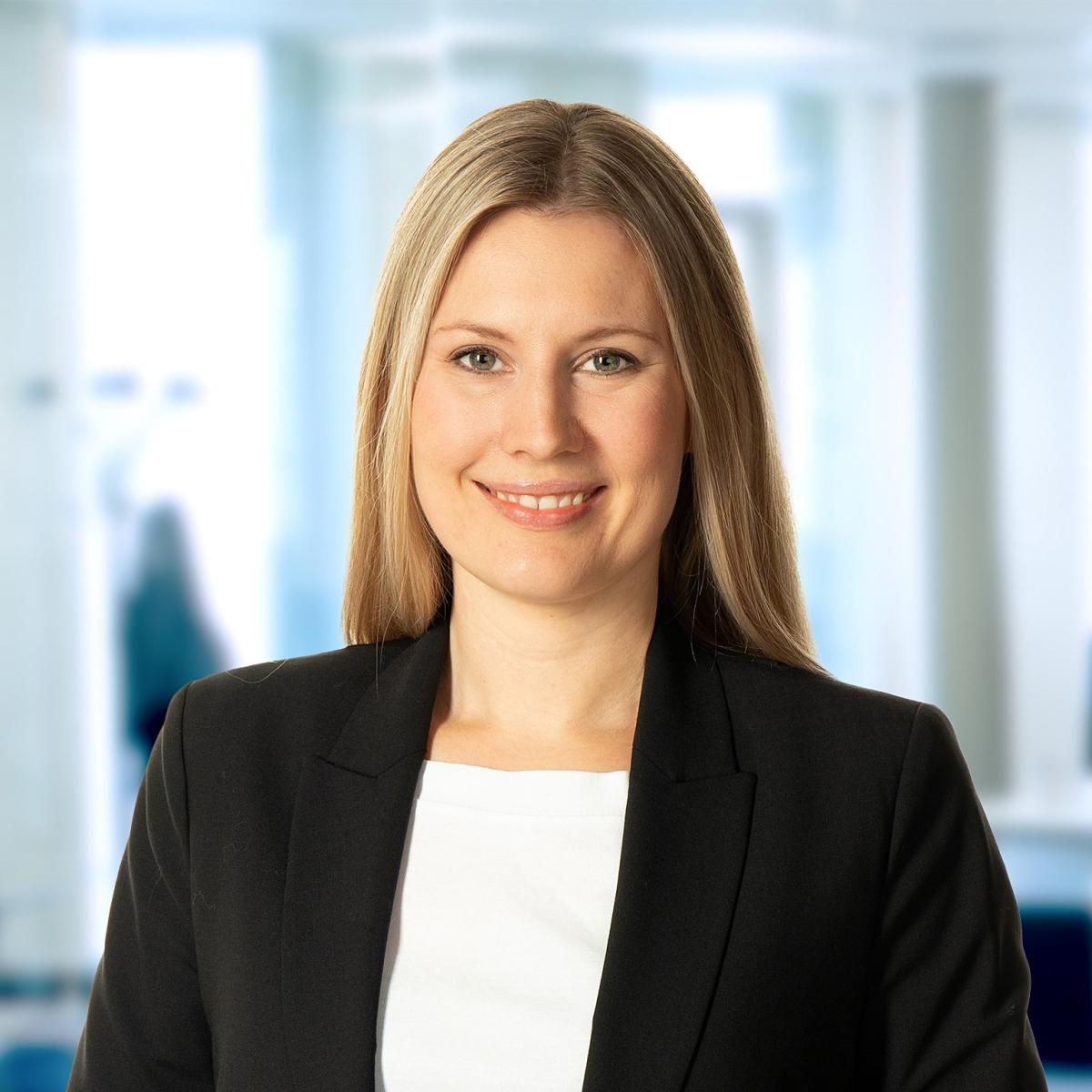 Mia Lundholm Kundekonsulent i Manpower