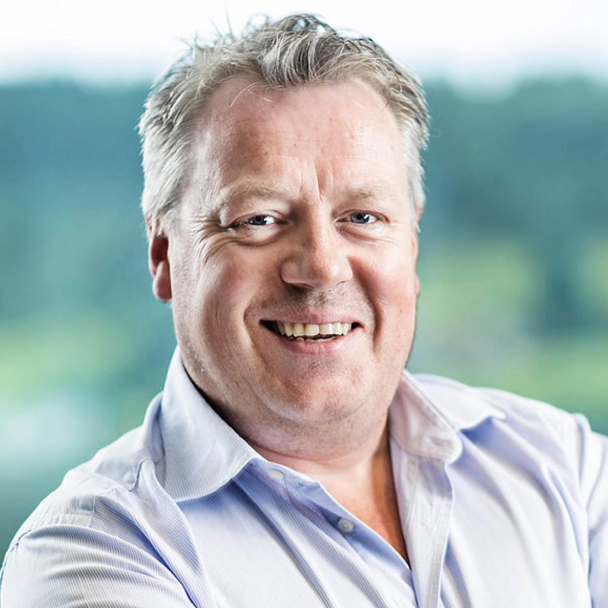 Norodd Dyrhovden Sals- & Produktsjef IKT Bedrif i Tussa IKT