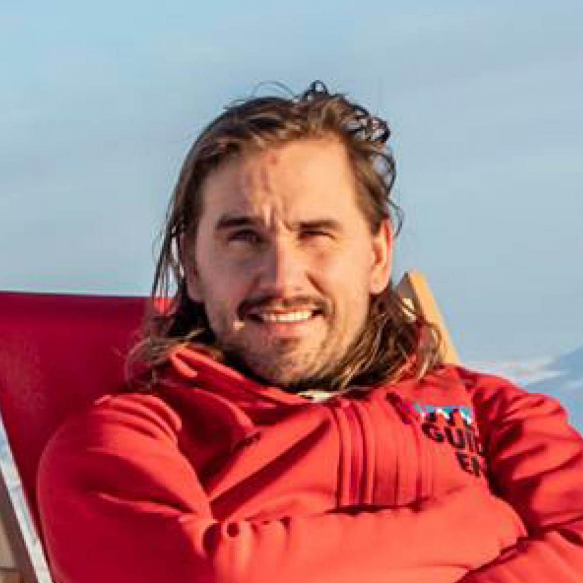 Oscar Almgren Owner / CEO i Uteguiden