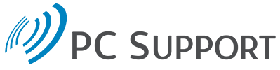 PC Support logo