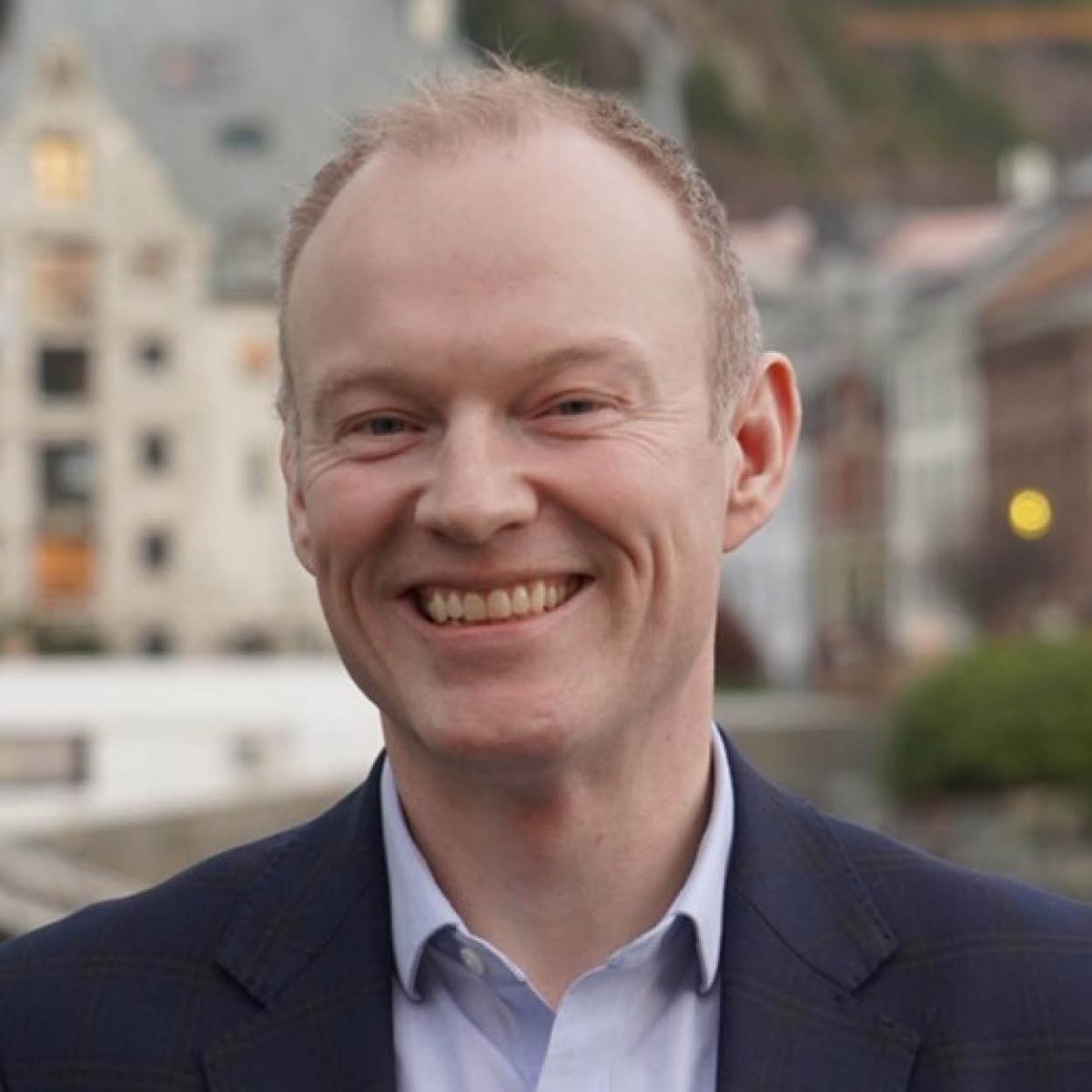Reidar Thorstensen Key Account Manager i KLM Royal Dutch Airlines NORWAY