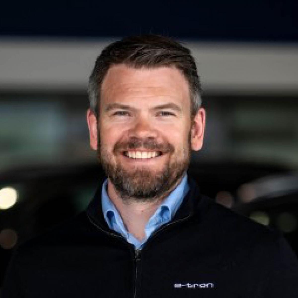Remy Aasen Salgssjef i Møller Bil Ålesund