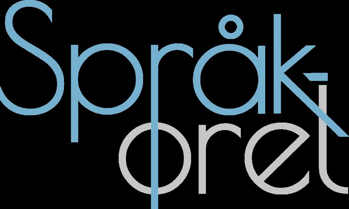 Spr�k�ret logo