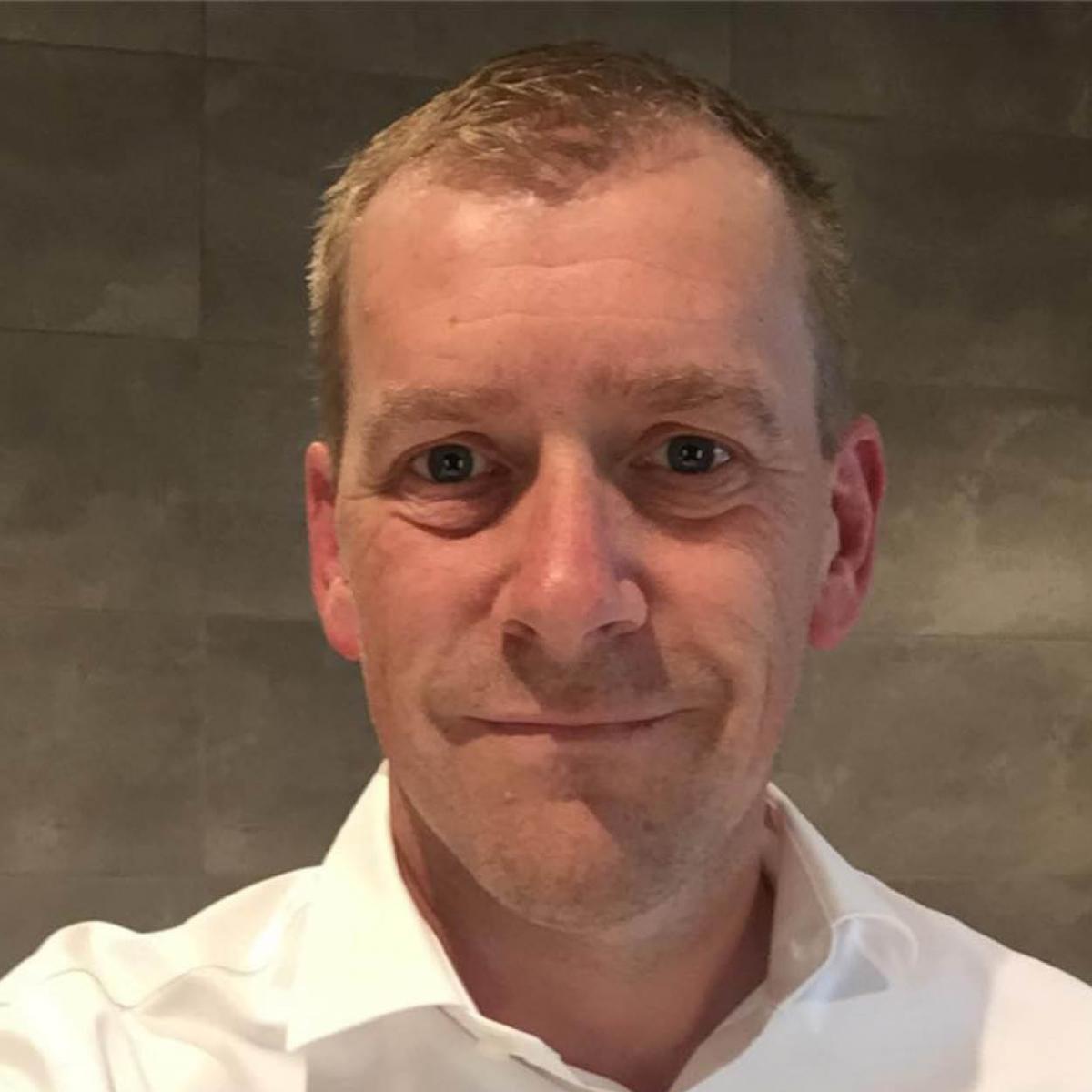 Stefan Taylor Avdelingsleder i Stanley Security