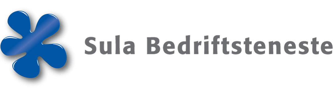 Sula Bedriftsteneste logo