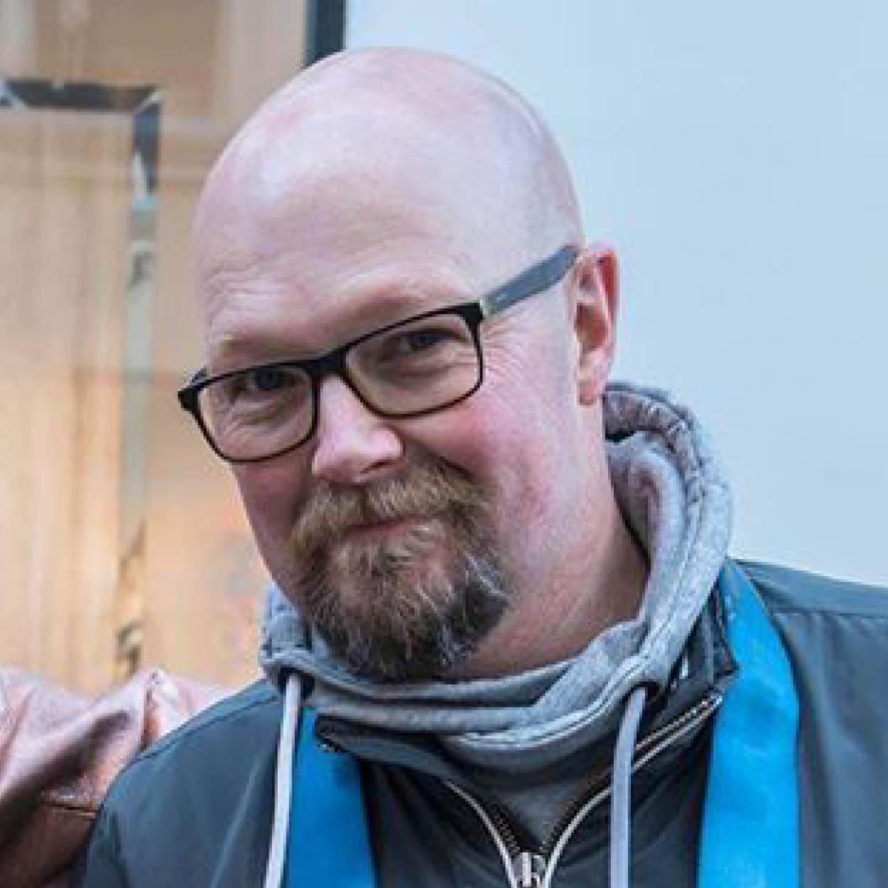 Geir Bjørndal Srisoi i Srisoi Foto