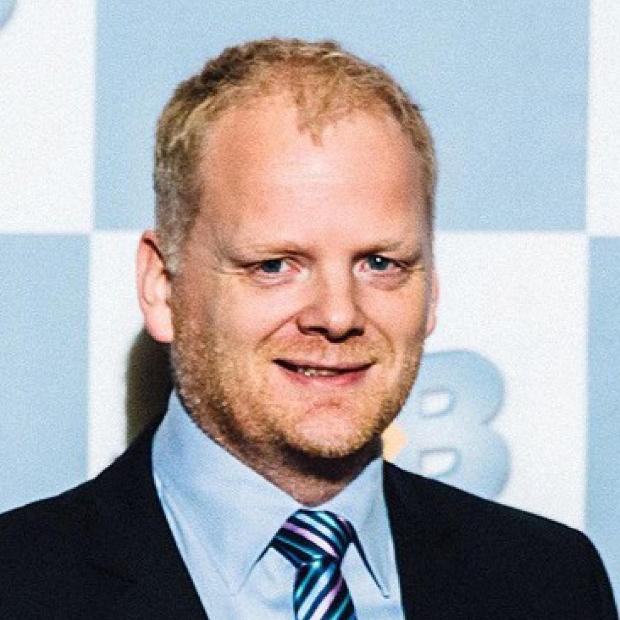 Hans Remmen i X-Partner Møre