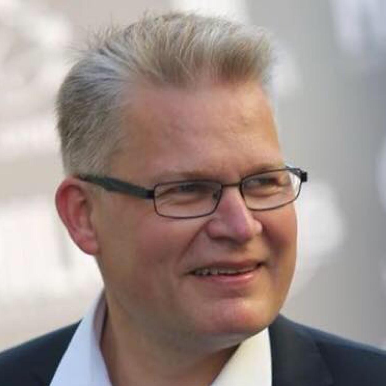 Harald Skuseth i Æge