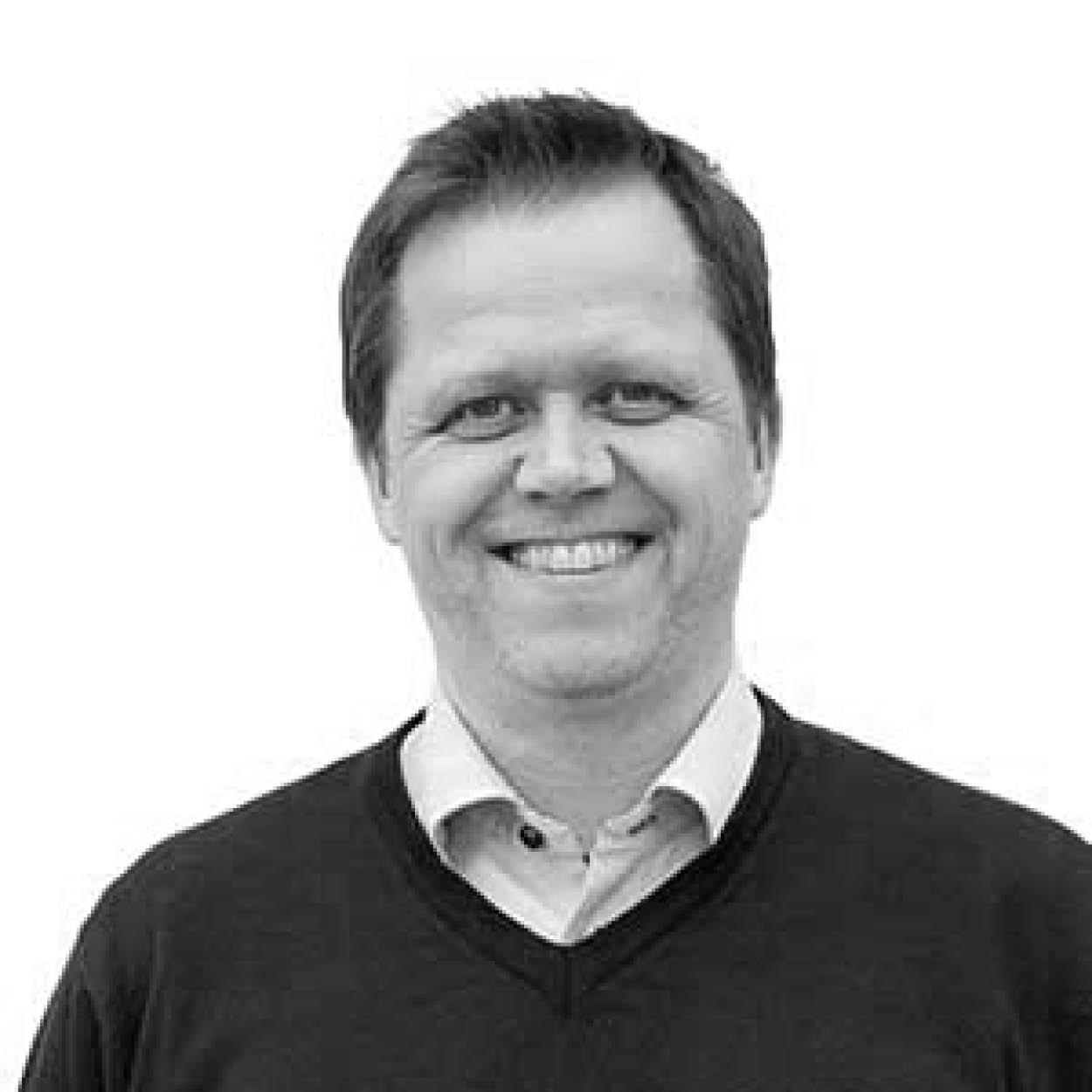 Jan Henning Løviknes i Løviknes Caravan
