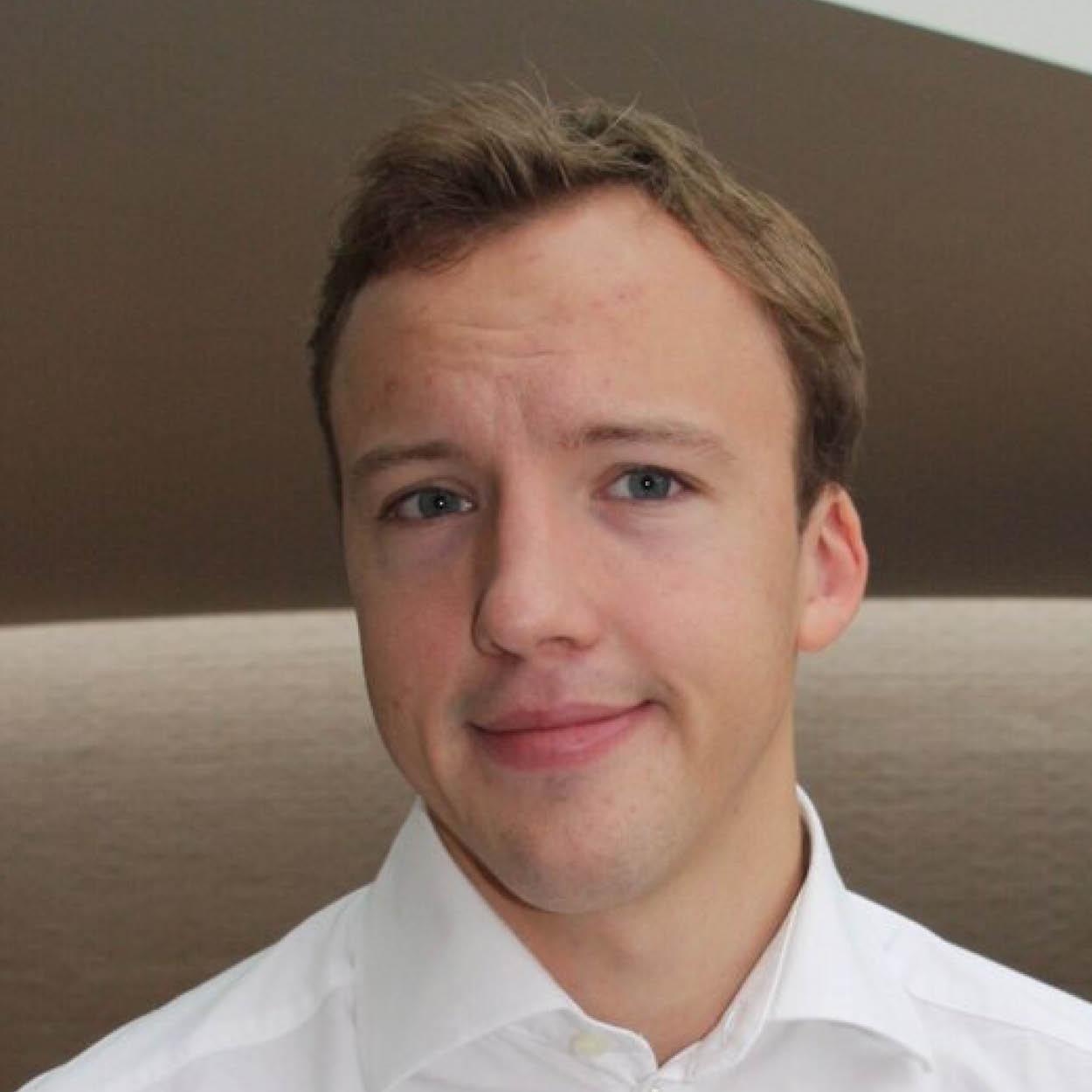 Jens Erik Eidsvig i Næringslivsutvalget NTNU