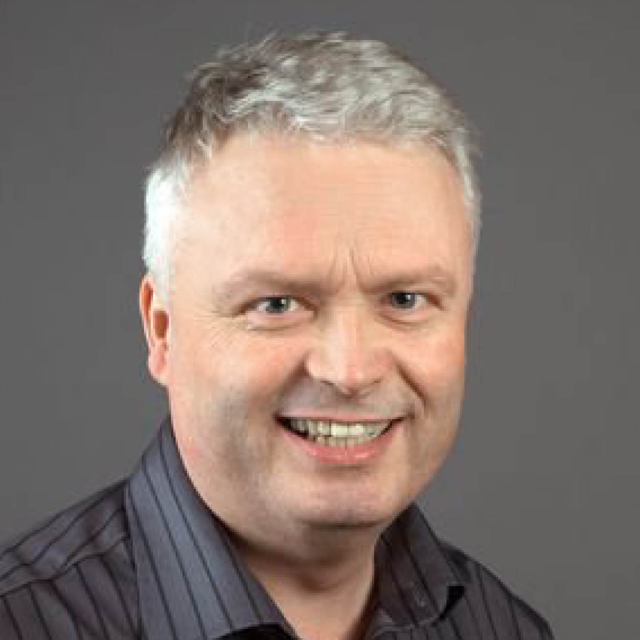 Karl Johan Kvernland i Tussa IKT