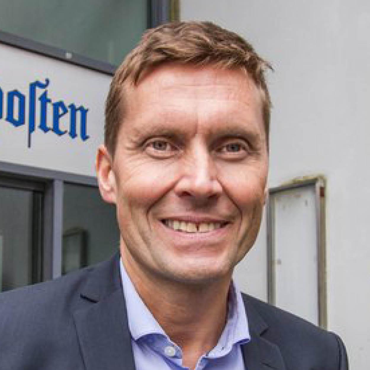 Kjell Slinning i Sunnmørsposten