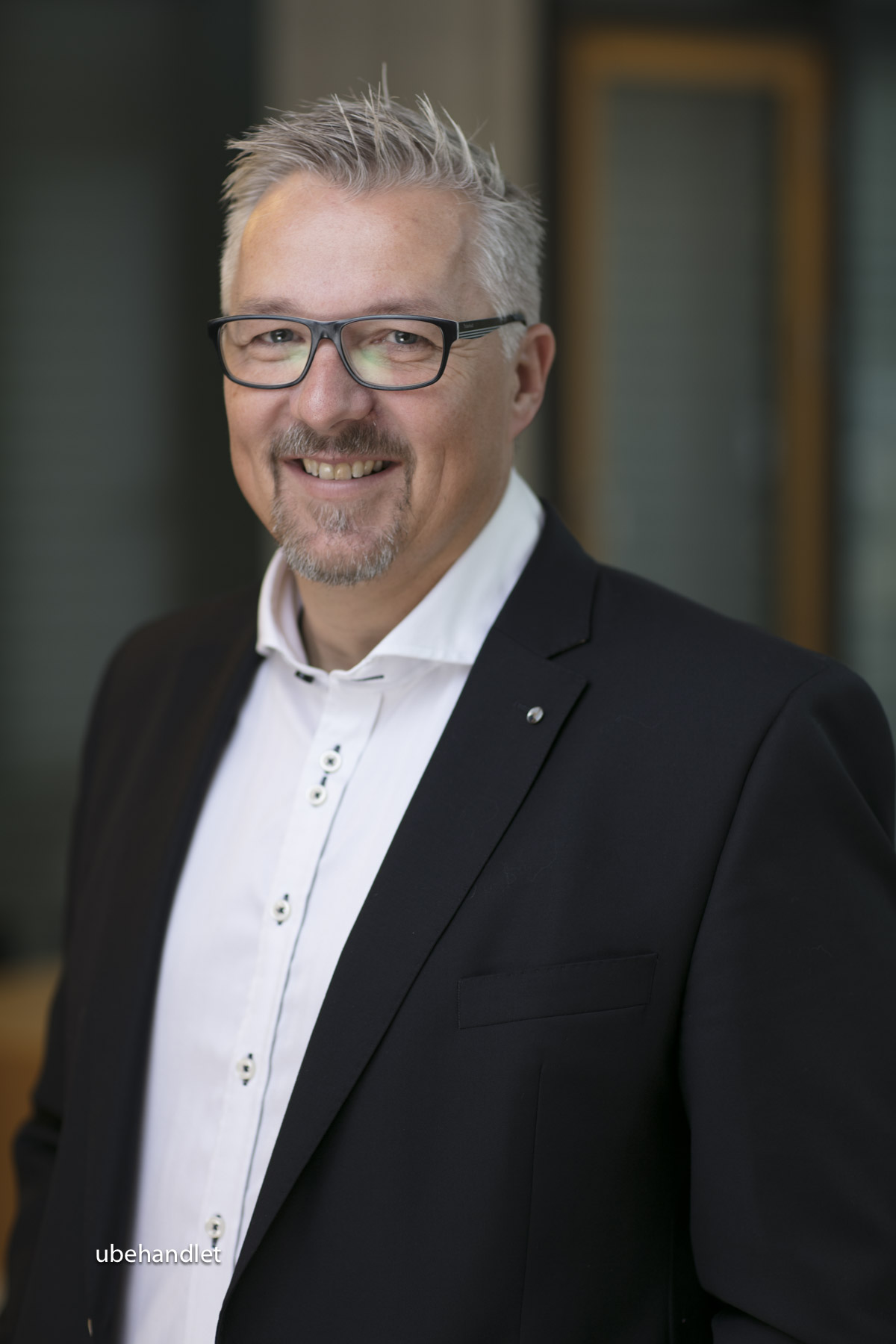 Kjell Arne Sommerstad i Tussa IKT
