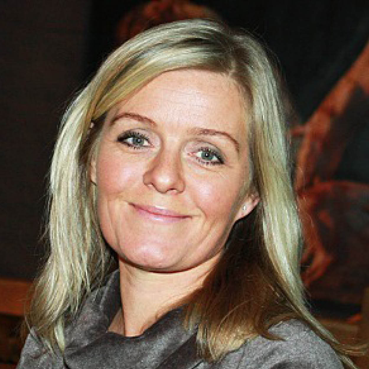 Kristin Bjånes i Quality Hotel Waterfront
