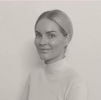 Kristine Strømsheim i Personalhuset