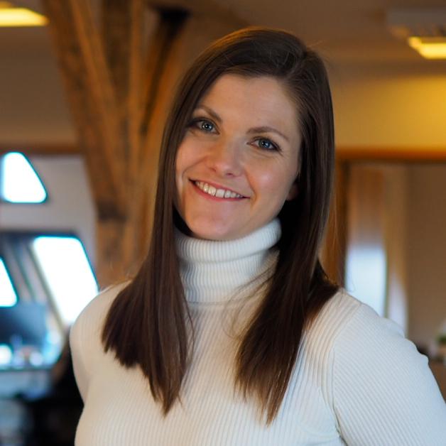 Maria Mostrøm Gulbrandsen i Sorentio