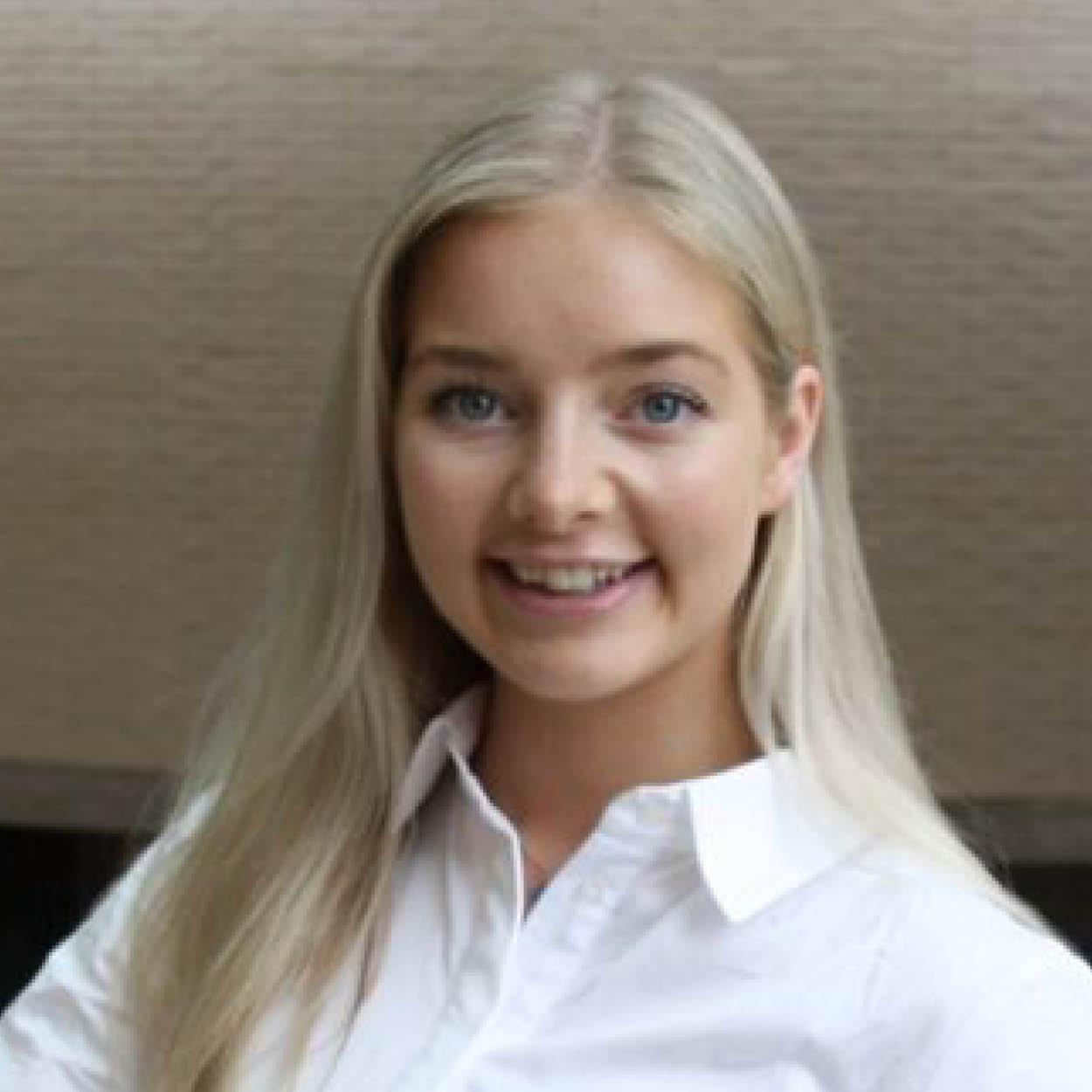 Marina Tomren i Næringslivsutvalget NTNU