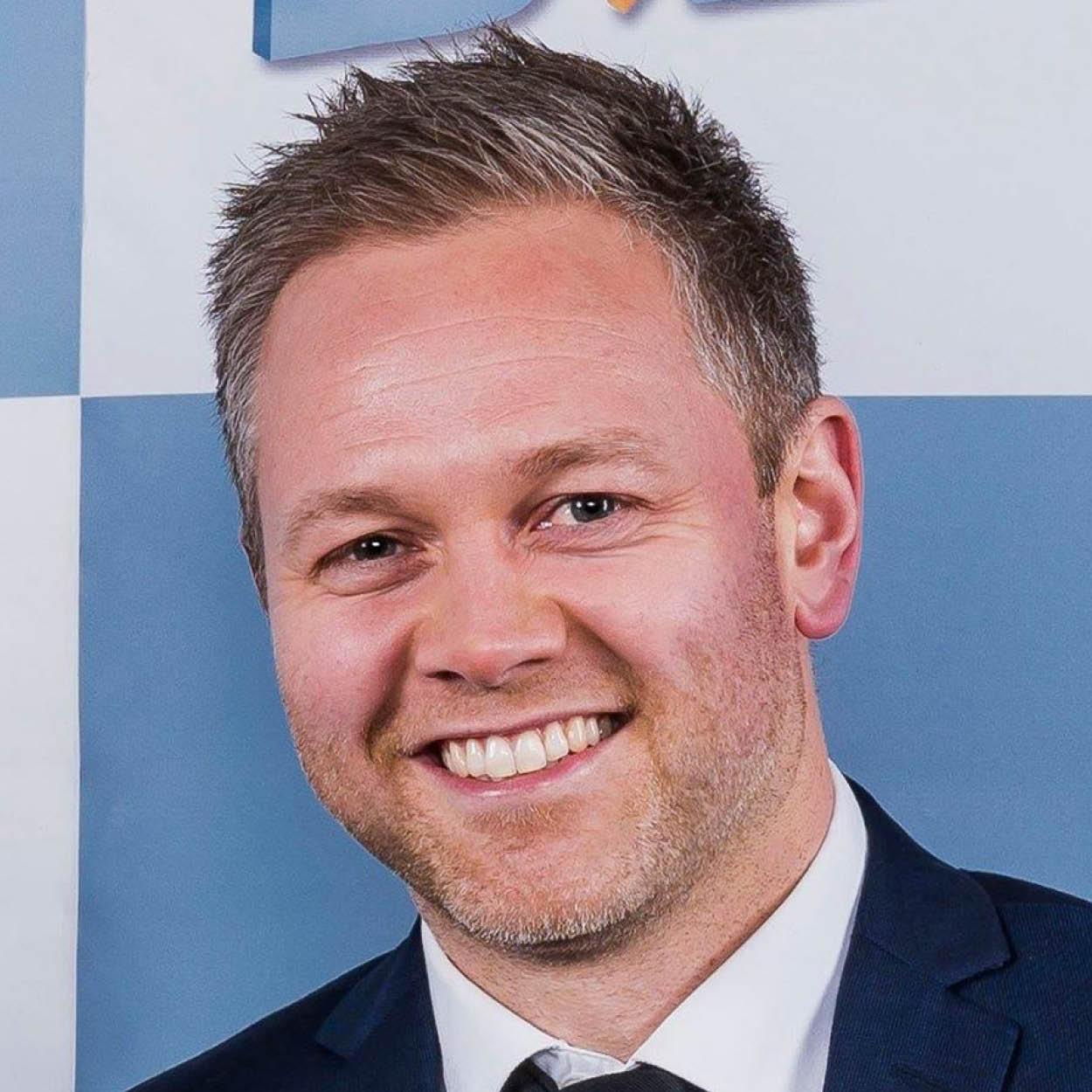 Per-André Olsbø i Sunnmøre Transport
