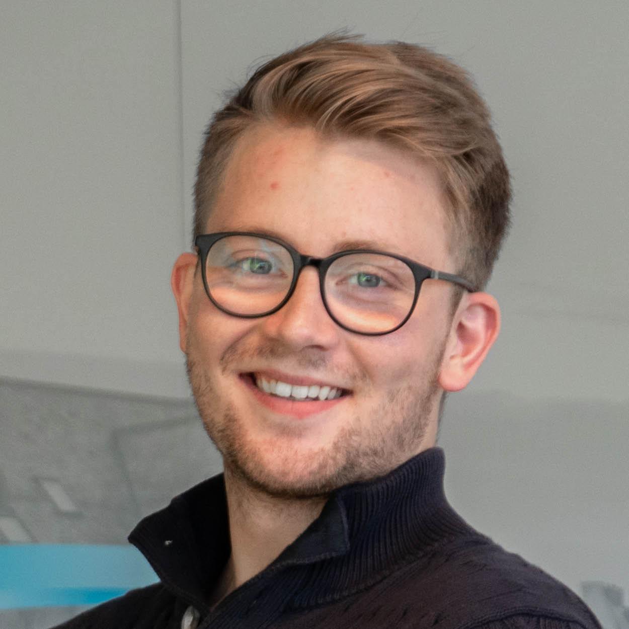 Petter Eriksen i Start NTNU