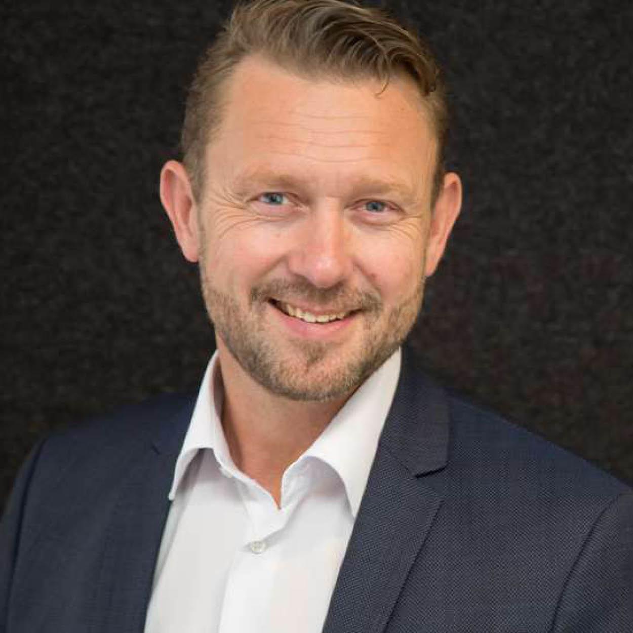 Petter Leon Fauske i MMC First Process