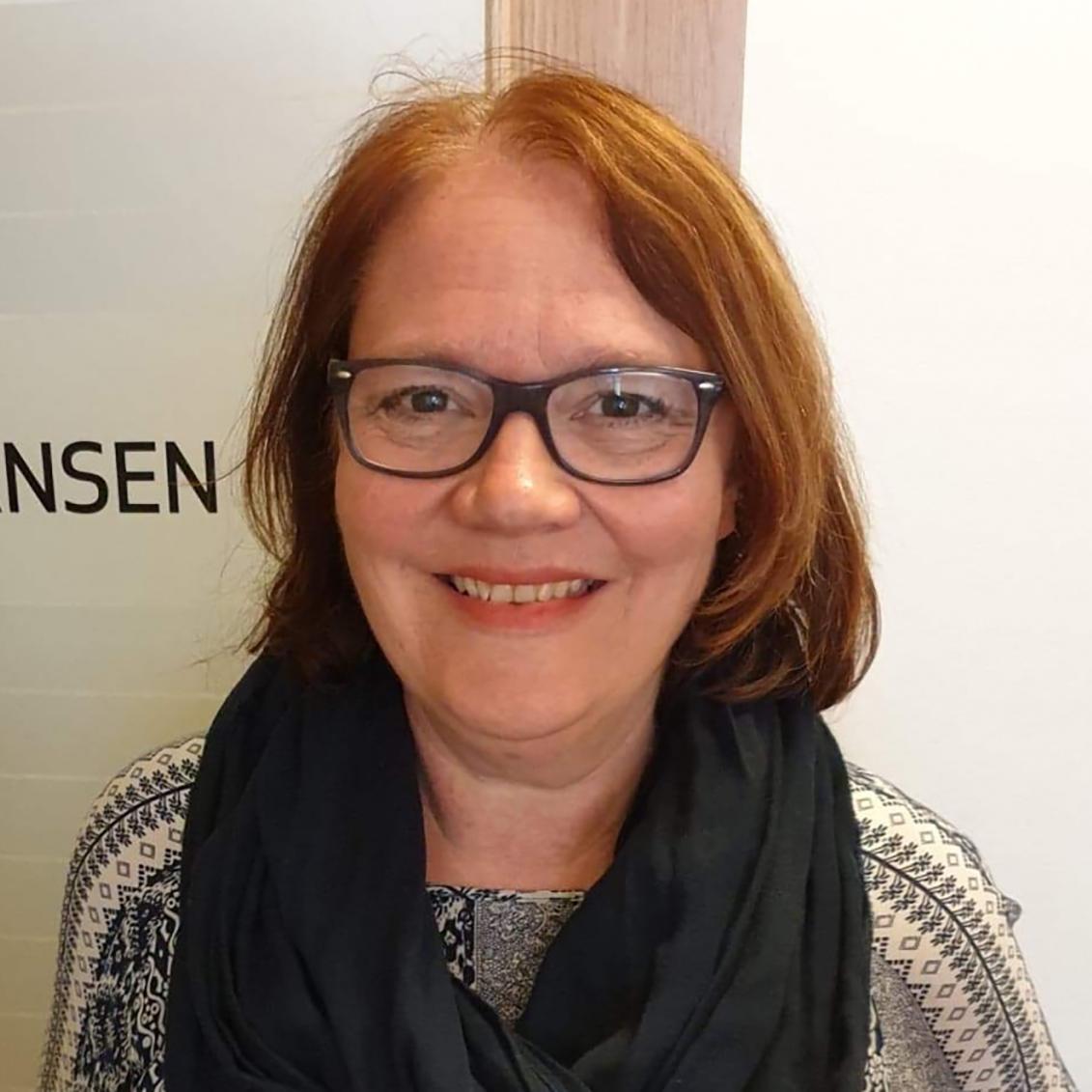 Randi Tomren Farstad i Berg-Hansen