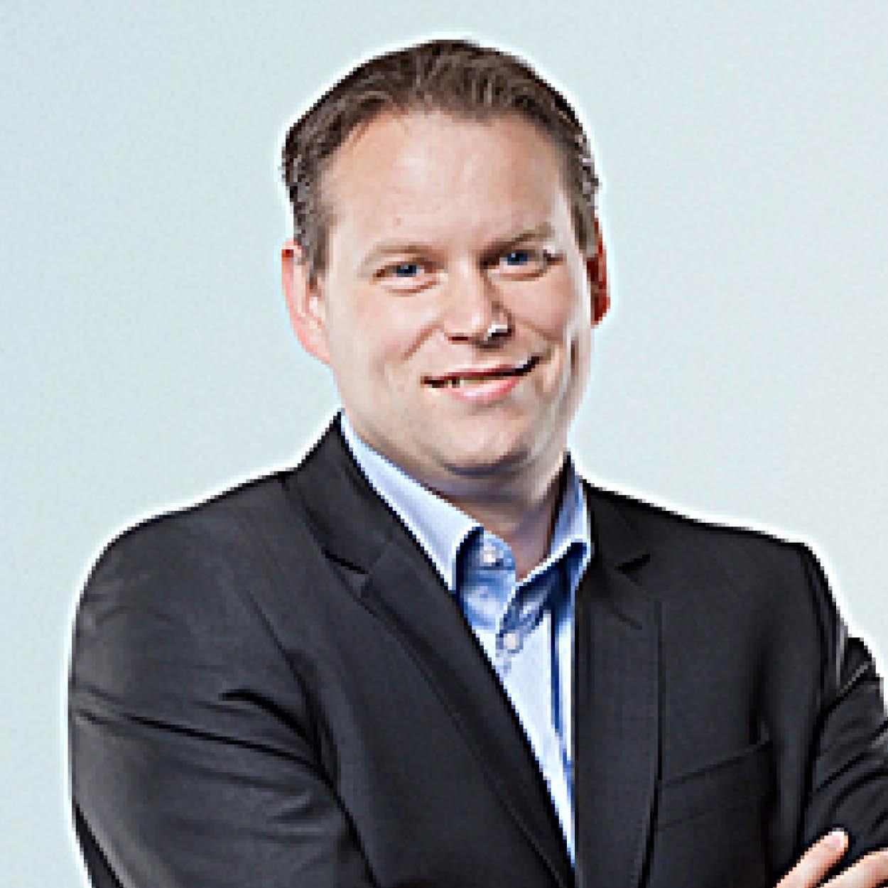 Robert Nerhus i Sparebanken Møre