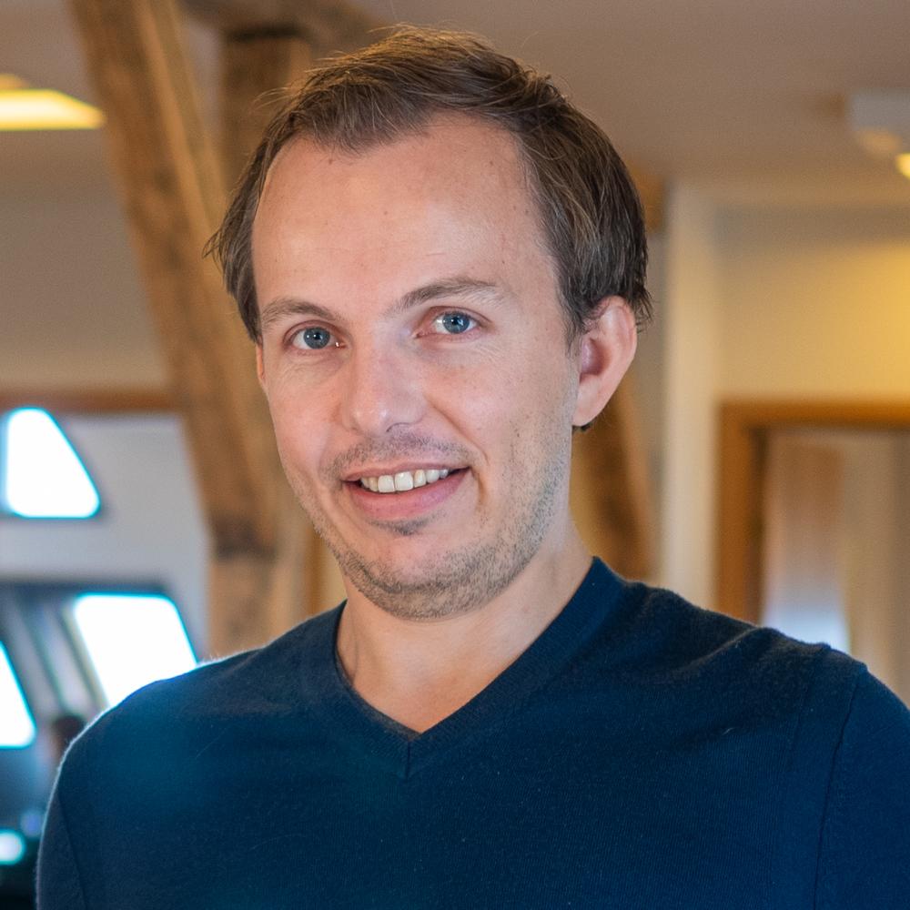 Stian Tjervåg Fredriksen i Sorentio