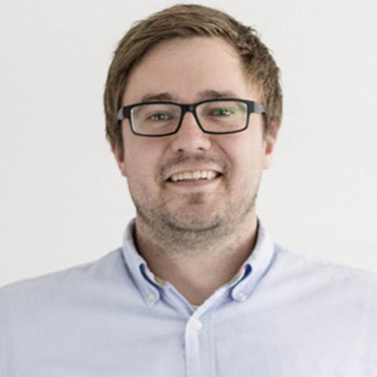 Stig Rune Sætre i Sparebanken Møre