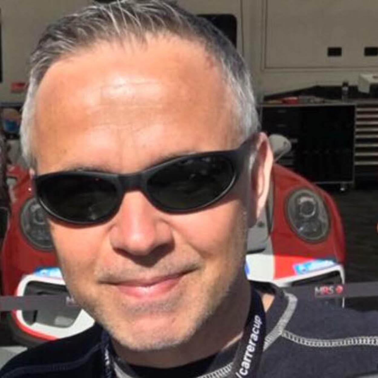 Tore Nakken i Marius Nakken Racing